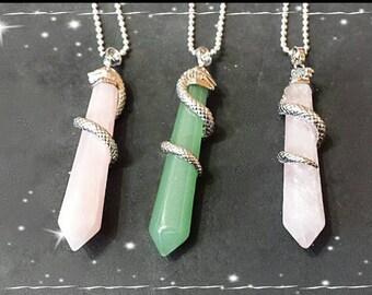 Tip of quartz chakra, Crystal therapy, chakra, reiki, Dragon, Rose Quartz, aventurine