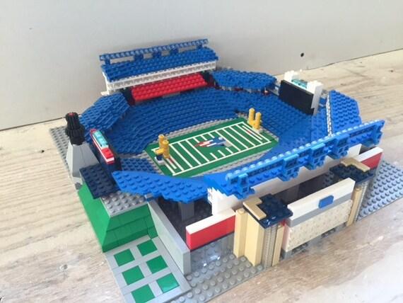 New England Patriots Gillette Stadium Brick model