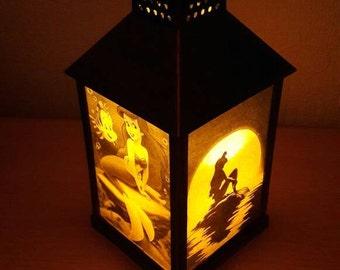 Disney Little Mermaid Lantern