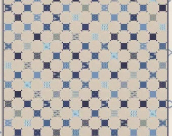 Martin Place Quilt Pattern by Minick and Simpson
