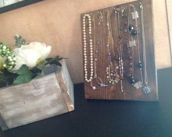 Necklace Display Board