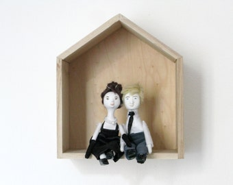 Personalized Dolls // Made to order