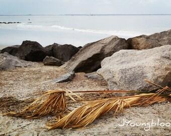 Photograph: Beach Seascape Nature Photography 5x7