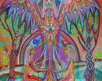 Original art: THE DREAMERS