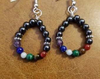 Chakra  Balance Earrings