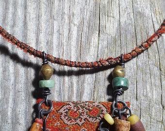 Boho Jewelry Necklace