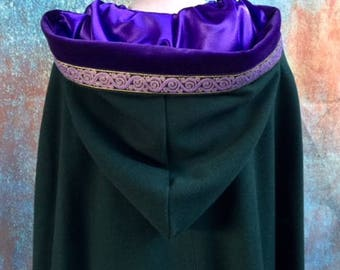 Emily Chalice Well Cloak