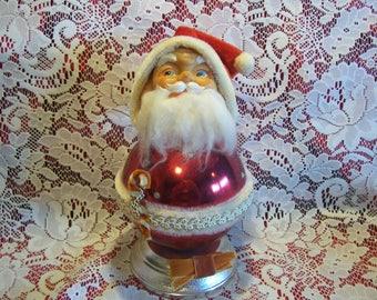 Vintage Santa Figure