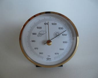 German Barigo high quality indoor Barometer,wall or table Barometer,Vintage weather instruments