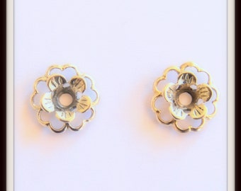 New lower price. Earring Jackets 3 Styles  Beautiful  Silver JACKETS ONLY