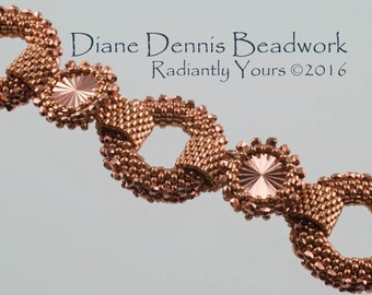 Radiantly Yours Bracelet Kit in Copper