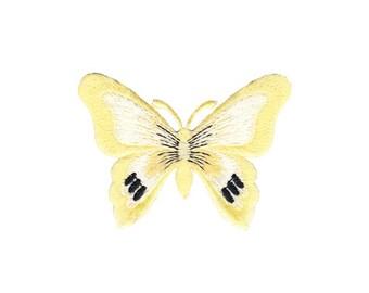 bg58 butterfly patch Clip patch size 7.7 x 5.6 cm