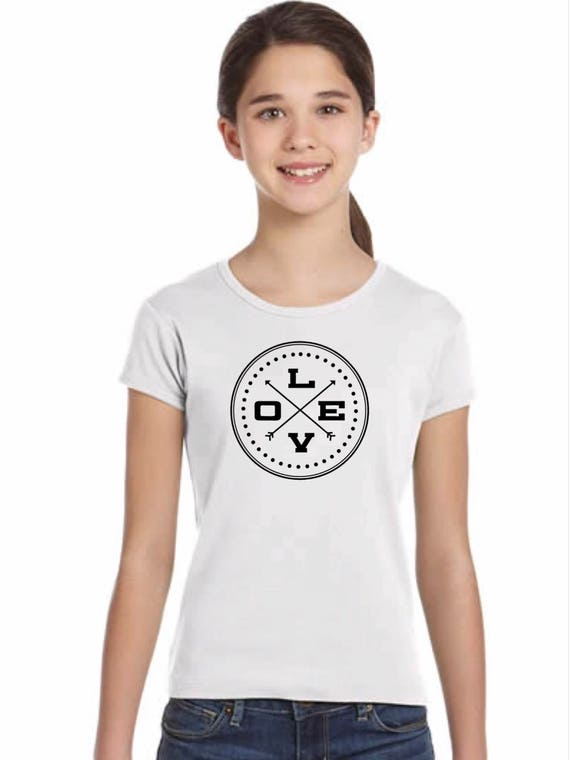 Girl t-shirt or body LOVE