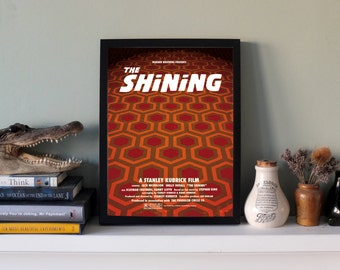 The Shining Film Print - Stanley Kubrick
