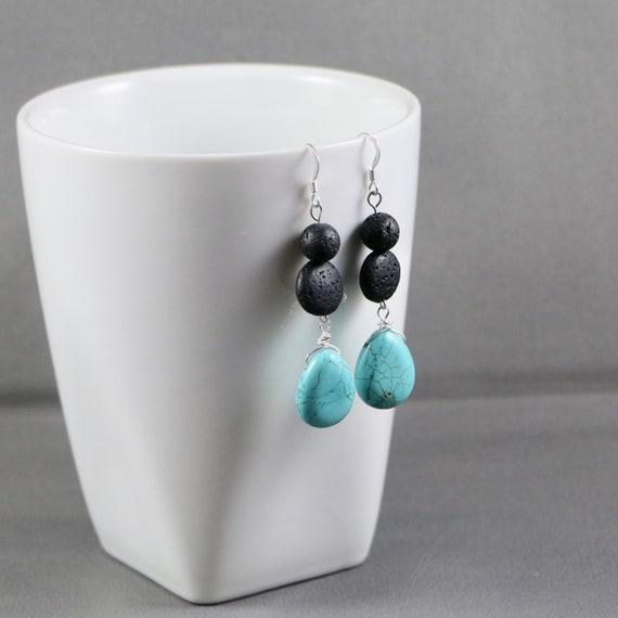 Presumption Earrings - Essential Oil Diffuser Jewelry