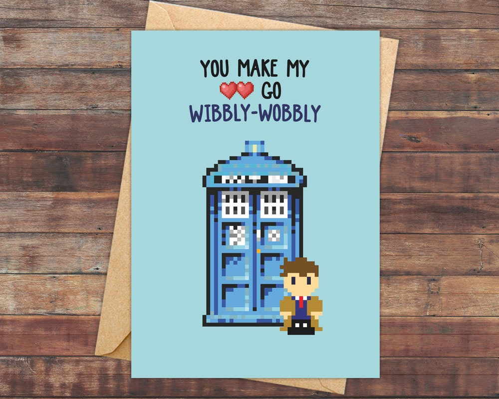 Valentines Day Cards Doctor Who Dr Who Doctor Who