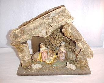 Nativity Creche Made in Italy