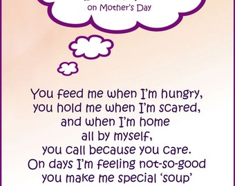 From dog- World's Best Mom   Mother's Day Card
