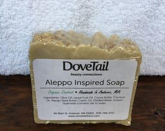 Aleppo Inspired Soap
