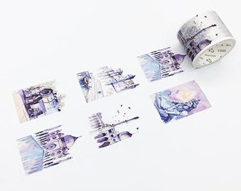 India - Traveling Around The World Series Washi Tape