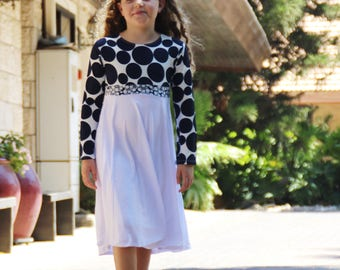 Rounding is a girls dress for girls yes is a twirl dress