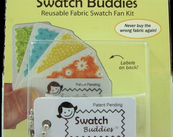 Swatch Buddies Set - 12 Swatch Cards (3926.90.00.00)