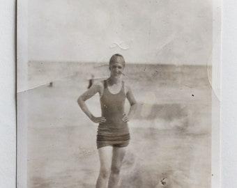 Original Vintage Photograph | Whimsical Wendy