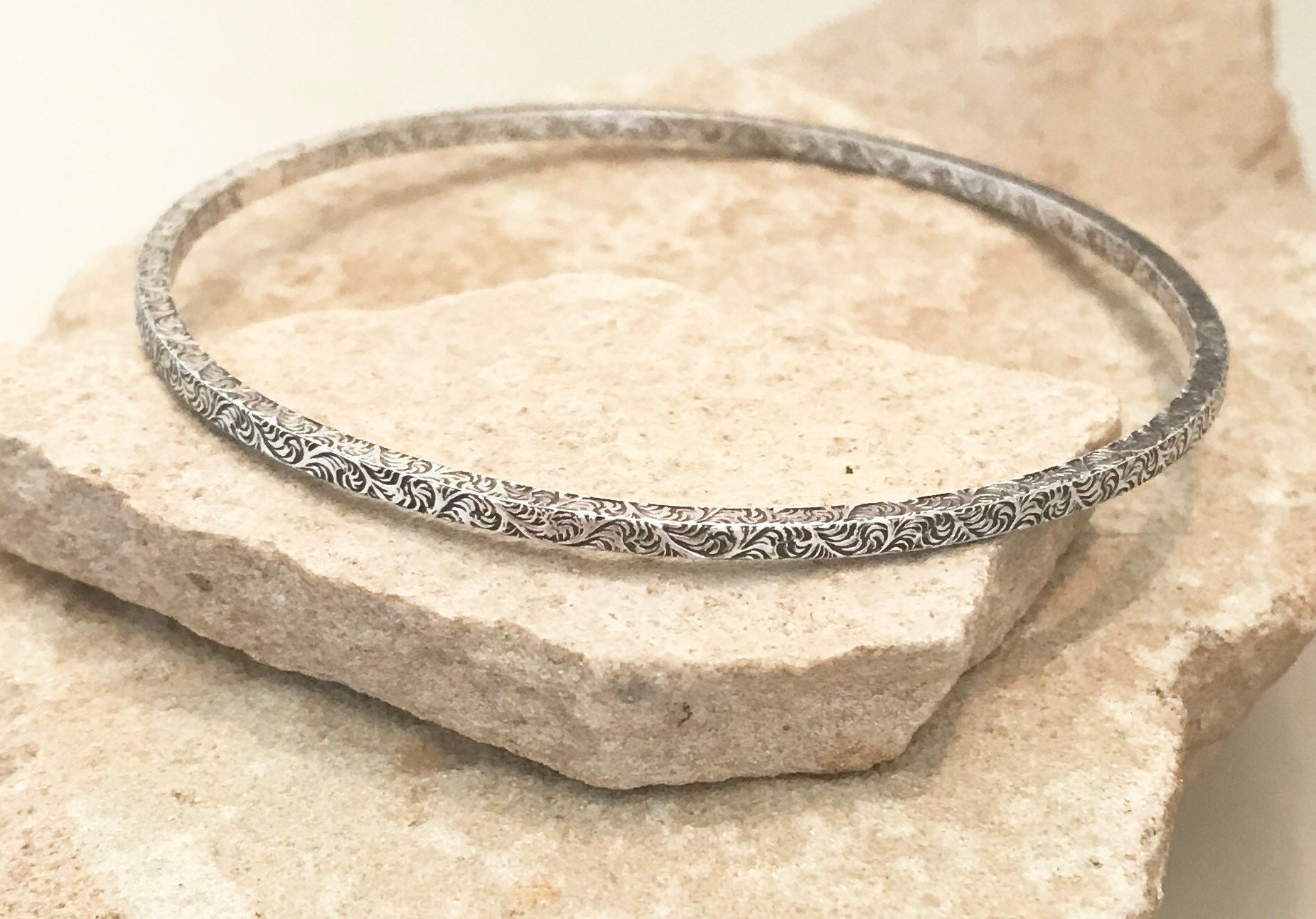 bangle bangles fullxfull oxidized stackable sterling listing silver bracelet il bracelets