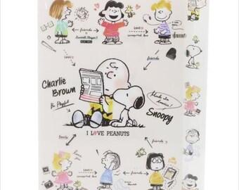 Snoopy My Friends A4 File Folder Organizer 5 Die Cut Index Price depends on order volume.