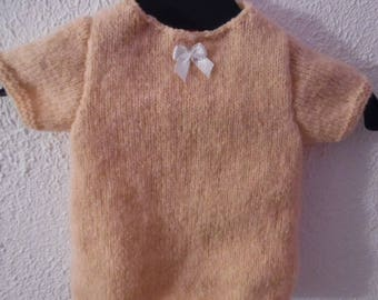 Pullover tunic small handle