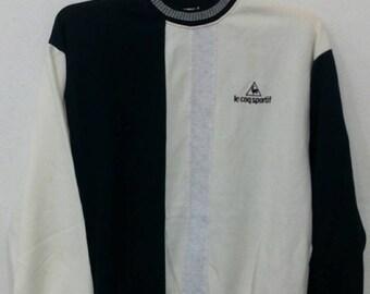 Rare Vintage le coq sportif sweatshirts L size
