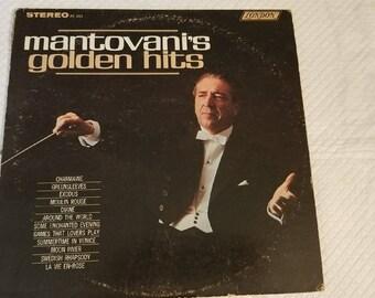 Mantovani and His Orchestra  Golden Hits 1967 PS 483