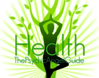 HEALTH READING With Archangel Raphael Tarot & Oracle In Livr VIDEO and Jpg