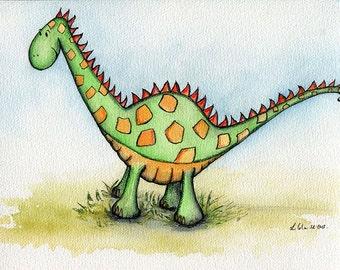 Dinosaur Bernie the Brachiosaurus
