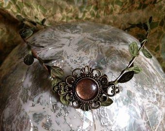 Elven Crown - Woodland Tiara - Fairy Crown - Boho Circlet