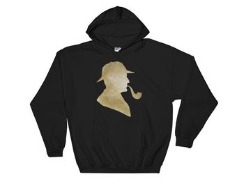 Sherlock Holmes - Words come to Life  (Hoodie)