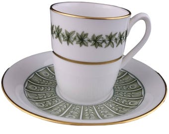 """A """"Provence"""" Spode Cup & Saucer Duo"""