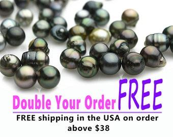 Tahitian Pearls, sizes 8 to 17mm  (RF 015), Tahiti Pearls, Tahitian Pearl, Tahiti Pearl, Black Pearls from Tahiti, Wholesale Tahitian Pearls