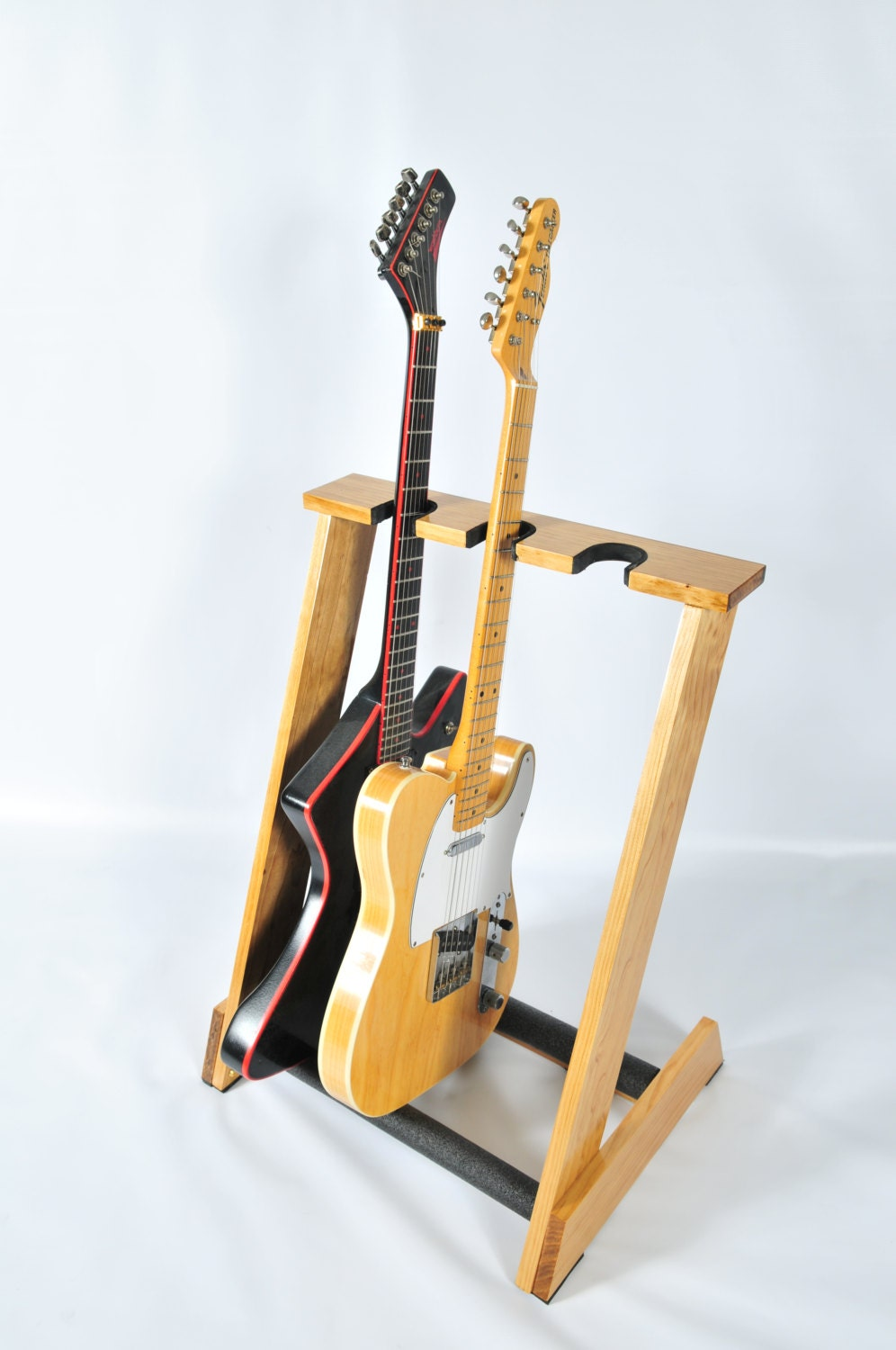 Wood Guitar Holder Xw76 Advancedmassagebysara