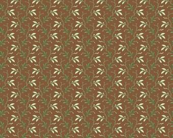 Verna Mosquera, Autumn Grace, Berry Vine, Cinnamon, brown, see coordinates, Free Spirit