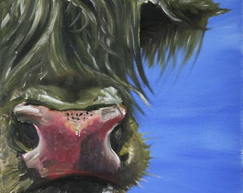 Highland Cow (PRINT)