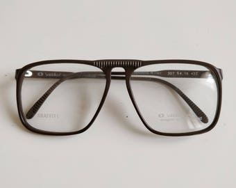 Polaroid brown eyeglasses