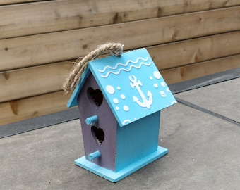 The boat house birdhouse