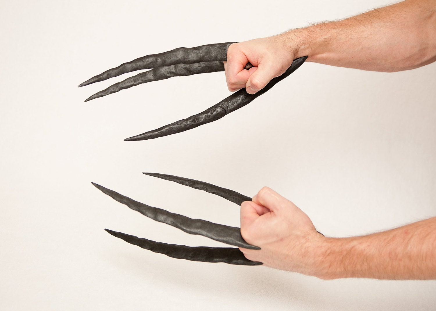 Daken dark wolverine claws hand sculpted and distressed zoom pronofoot35fo Gallery