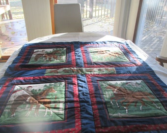Horse Small Quilt