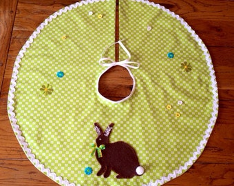 Easter Tree Skirt