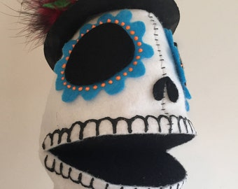 Day of Dead Puppet (Boy)