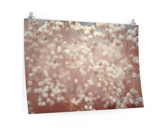 Blooming Tree Premium Matte Horizontal Posters