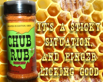 Chub Rub Honey BBQ