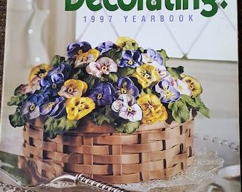 Wilton Cake Decorating: 1997 Yearbook [6/28/1996] Wilton